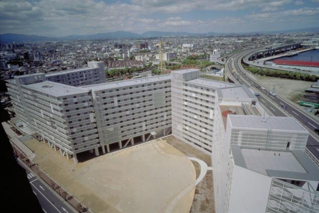 OSAKAIZUMIOTSU NAGISA HOUSING